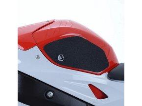 Protiskluzová ochranná fólie na nádrž pro BMW S1000RR '15-, (černá)