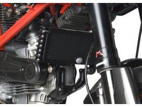 Mřížka chladiče oleje, Ducati Hypermotard 1100 EVO and EVO SP (ne std 1100)