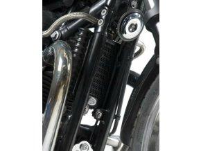 Mřížka chladiče oleje, Triumph Bonneville ('08-), Thruxton ('08-), Scrambler