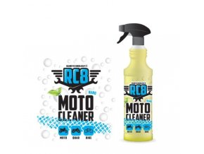 RC8 moto bike cleaner