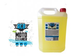 RE moto bike cleaner 5l