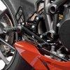 Přepákování RG Racing pro motocykly DUCATI 848 / 1098 / 1198  (mimo 1198S/R 2011), černé