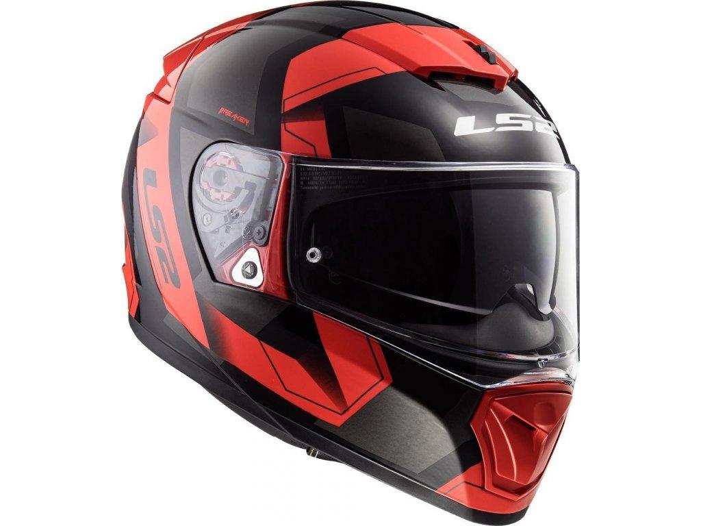 LS2 FF390 Breaker Physics Black Red 1