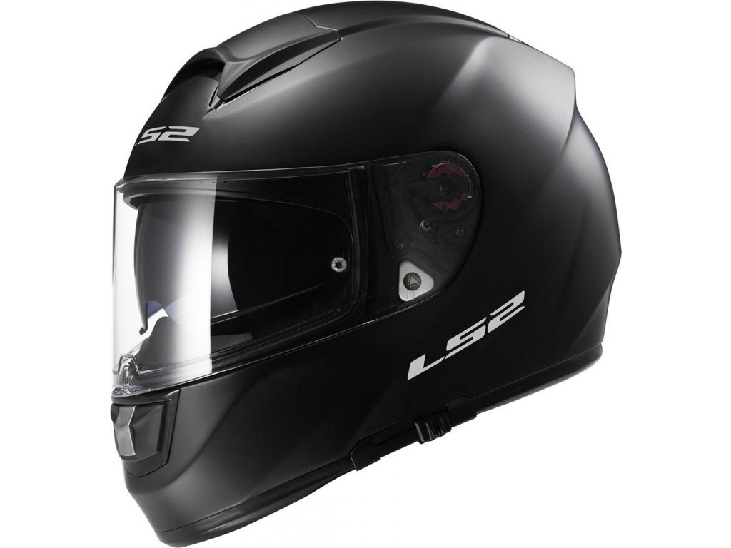 LS2 FF397 Vector Black Matt 1