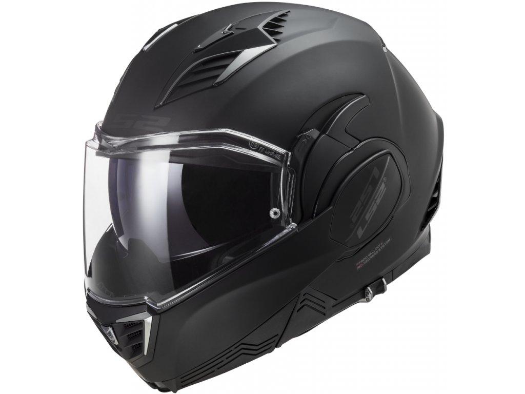 FF900 Valiant II Black Noir 1