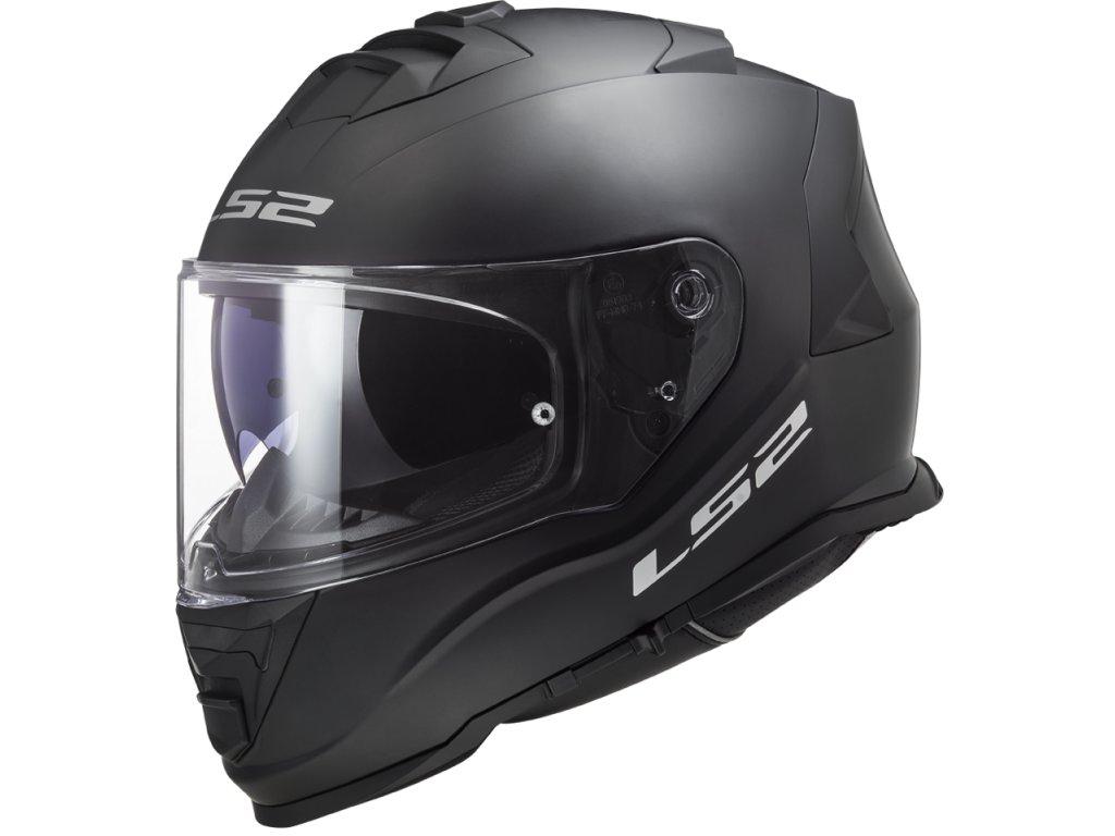 LS2 FF800 Storm Matt Black 1