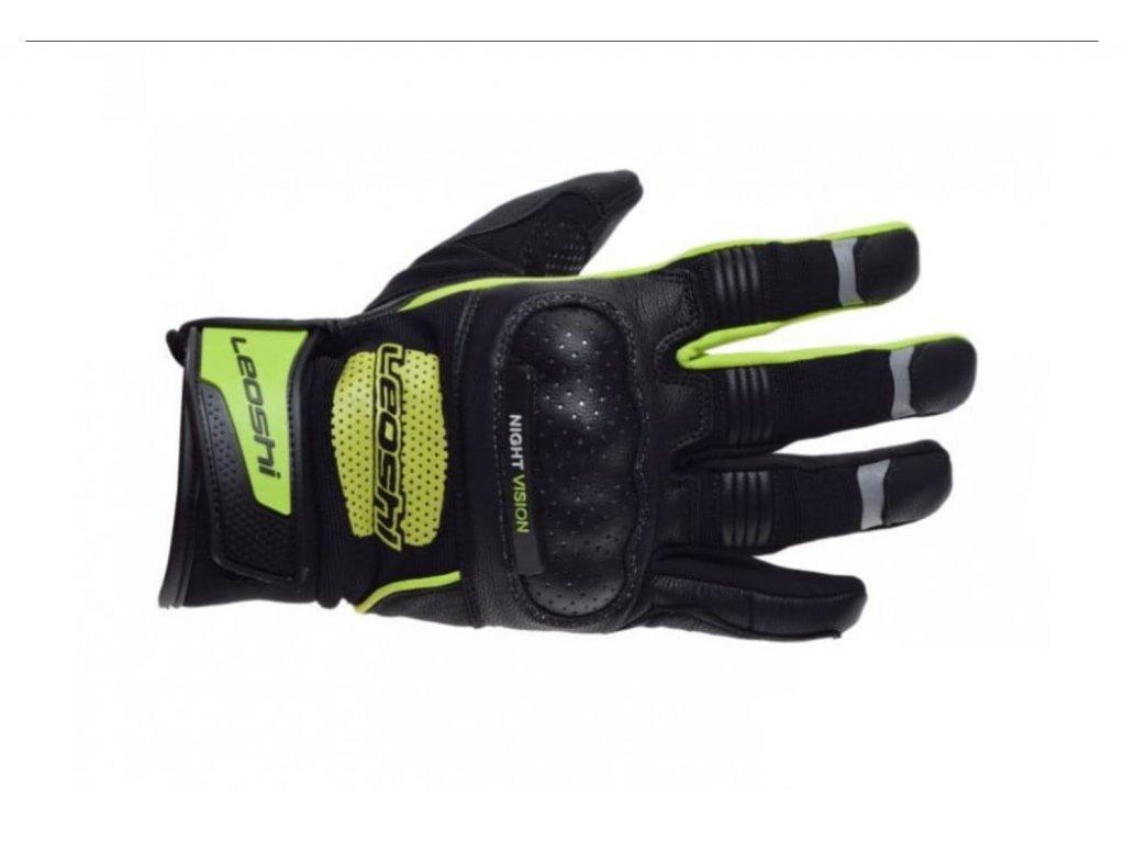 Motocyklové rukavice Leoshi 1