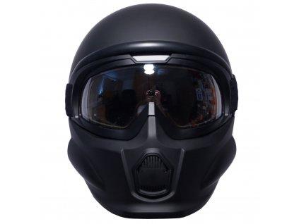 Viper RS07 Trooper Open Face Fibreglass