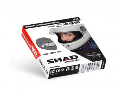 SHAD Hands Free komunikátor interkom 1