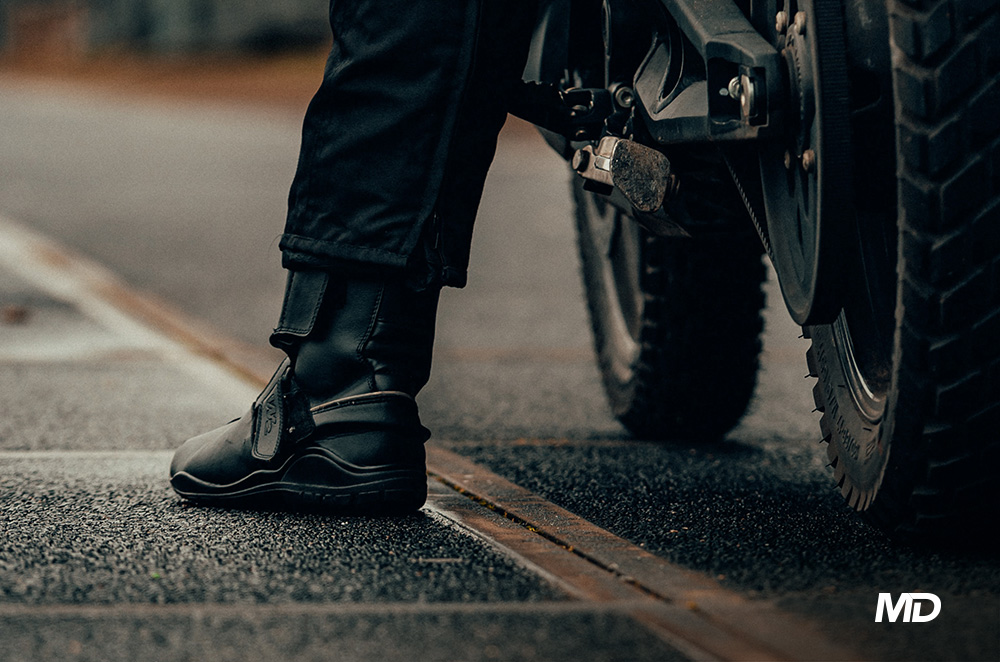 Jak vybrat boty na motorku krok po krok