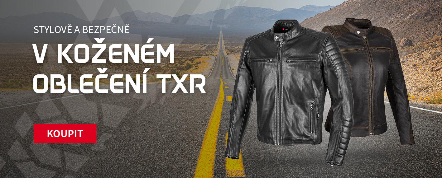 Stylově a bezpečně v koženém oblečení TXR