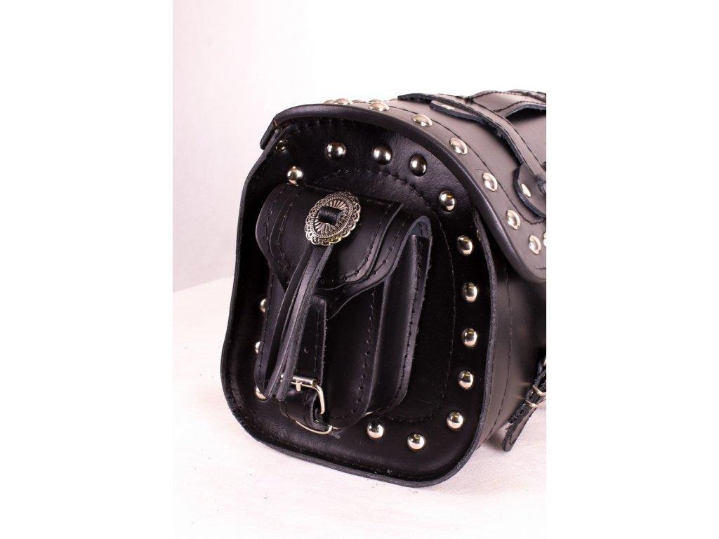 Kožená kapsička pro kufr TXR 1E