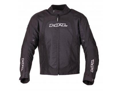 Moto bunda MPL Bruke černá