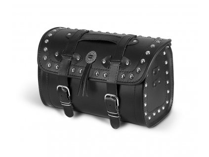 Kožený moto kufr TXR TK4E
