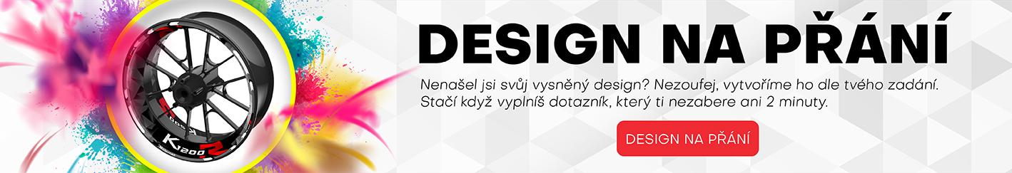 Design na přání
