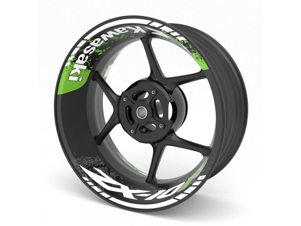 Polep ADVANCED pro KAWASAKI ZX-10R