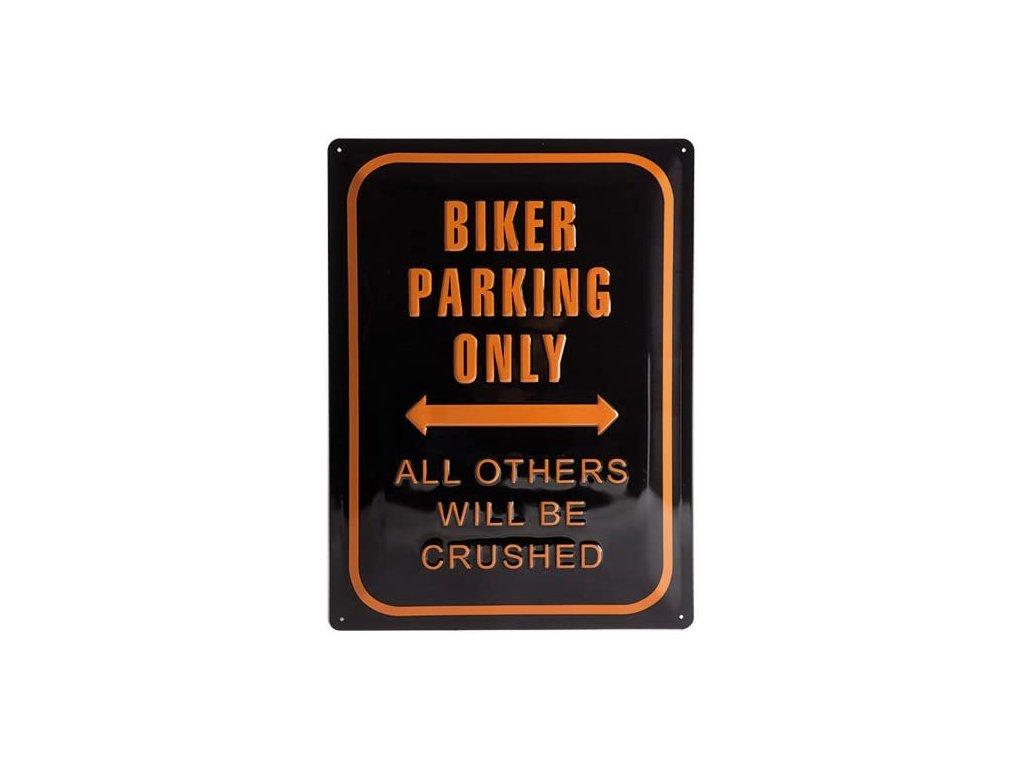 Biker Parking Only 2 1