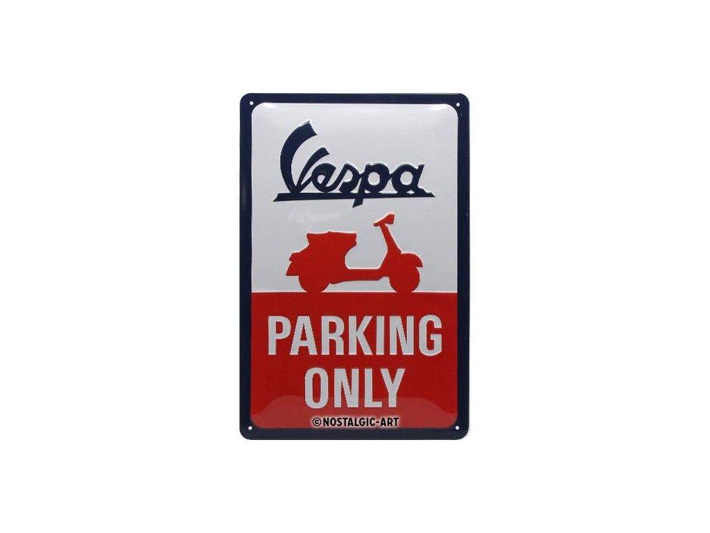 Vespa Parking Only