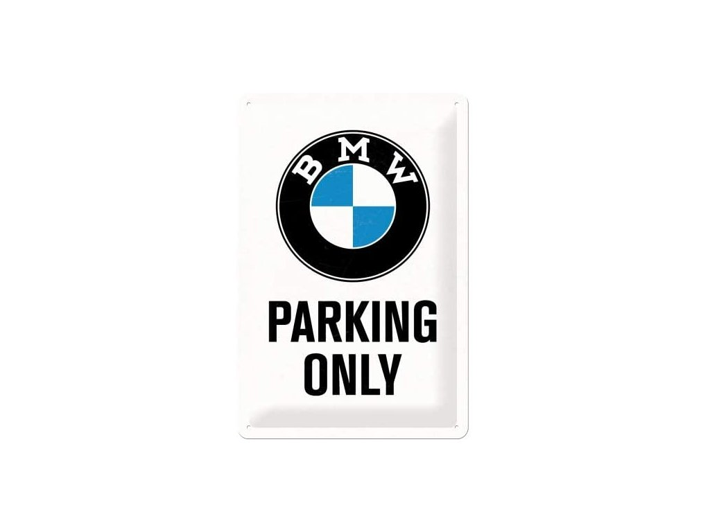 BMW Parking Only 2 1