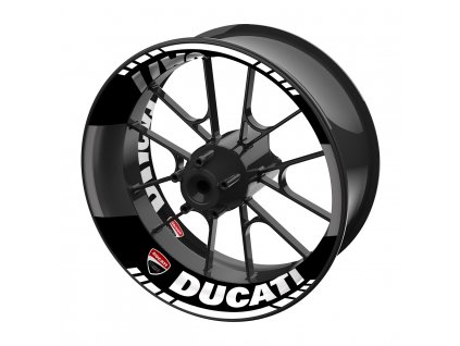 Polep ADVANCED pro DUCATI