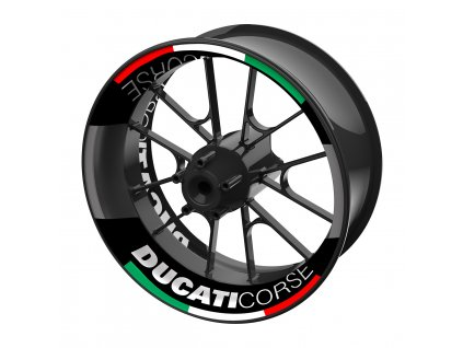 Polep ADVANCED pro DUCATI Corse