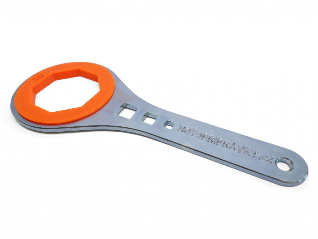 Klíč na přední vidlice / tlumiče