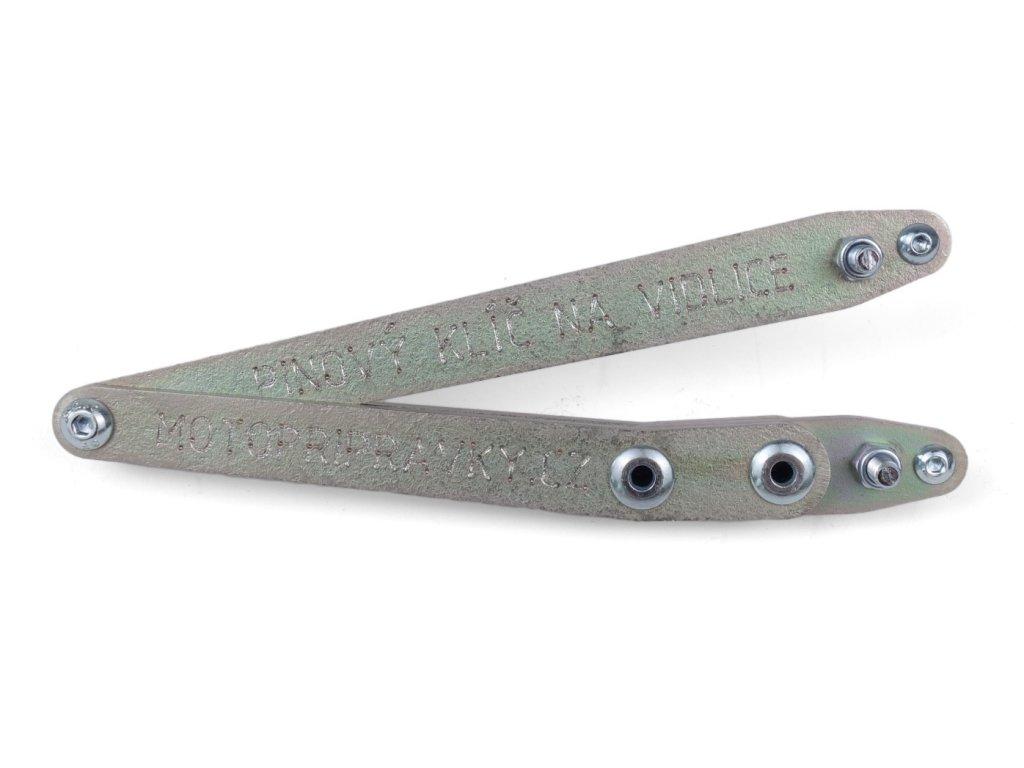Pinový klíč na vidlice
