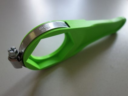 Klíč na tlumiče - šestihran - plast