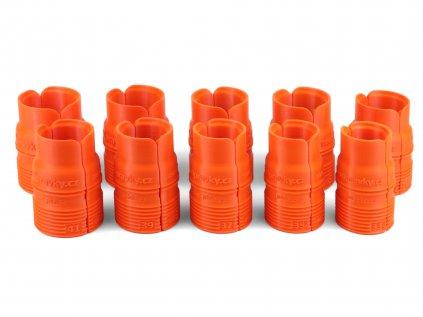 Sada 10 narážečů gufer (50 až 33 mm)