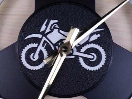 Hodiny jako dárek pro motorkáře