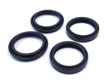 Gufera (43x55x9,5/10,5 mm) + prachovky (43x55/59,7x4,7/13,5 mm) - Tourmax