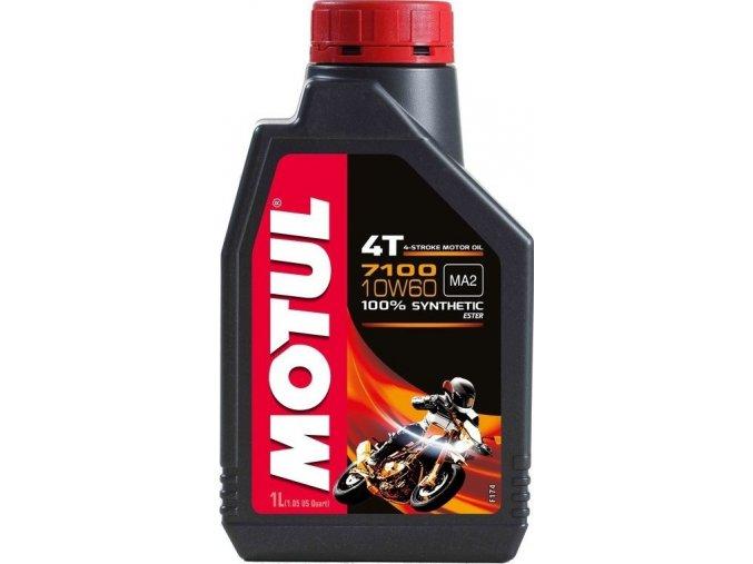 Motul Oil 7100 10W60 4T-1L