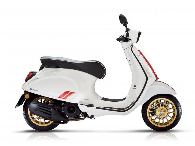 Vespa Sprint50 RacingSixties Bianco BR