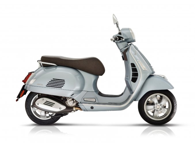 Vespa GTS300 GrigioDelicato glossyG01
