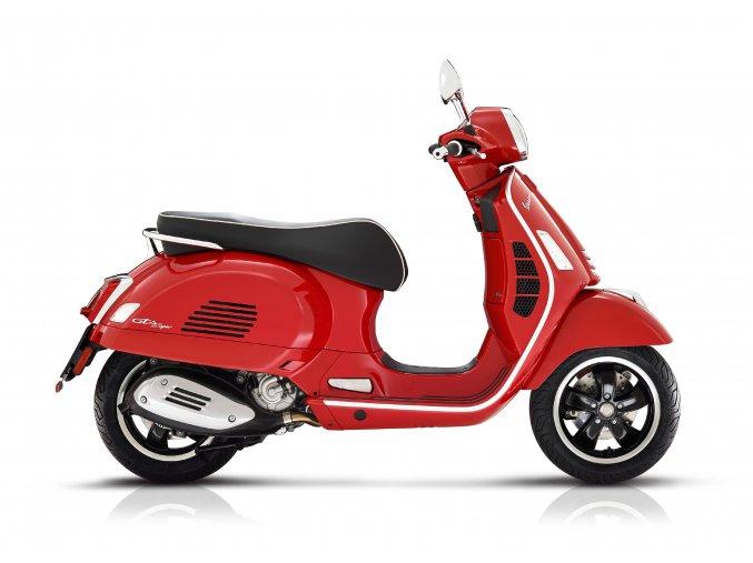 Vespa GTS300 Super RossoPassione R7 894