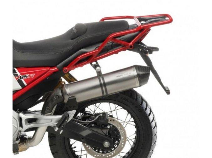 Schallda mpfer Slip On ARROW fu r Moto Guzzi V85 TT 2S001339 02 600x600