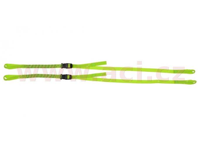 popruhy rok straps ld commuter nastavitelne oxford anglie reflexni zelena sirka 12 mm par i175182