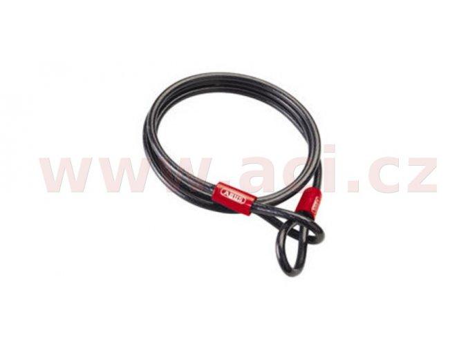 ocelove lano s oky cobra delka 10 m prumer 10 mm abus i440884
