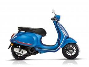 Vespa Sprint125 S Blu Vivace mattD03 297A
