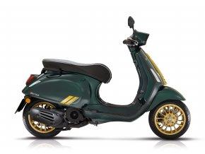 Vespa Sprint125 RacingSixties Verde VY