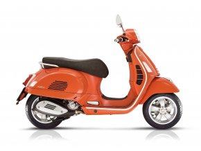 Vespa GTS300 ArancioImpulsivo A11