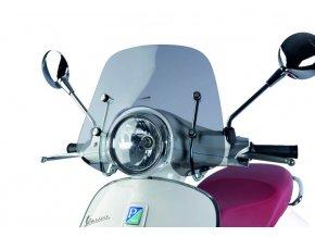 1B000909 Vespa Primavera Smoke Tint Flyscreen