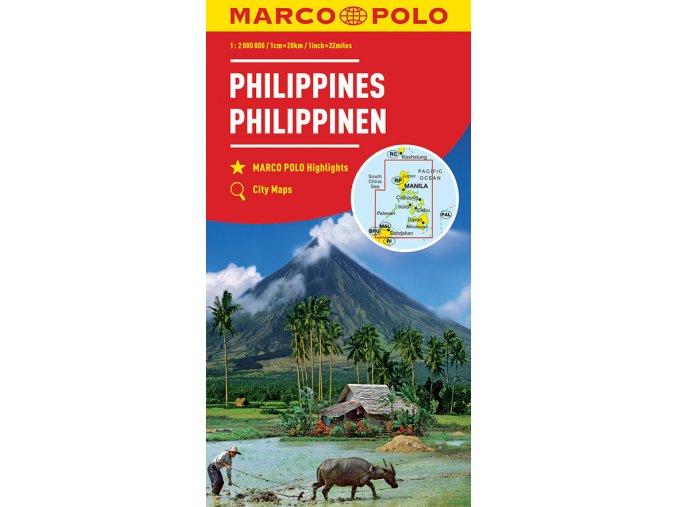 3356 filipiny mapa 1 2m zoomsystem kol
