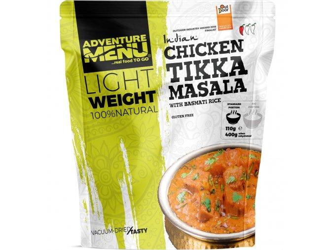 Pouch LW Chicken Tikka Masala