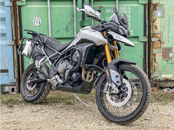 tiger 900 kryt motoru 2