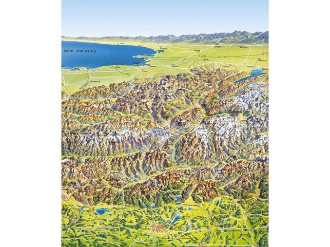 Aply panoramatická mapa
