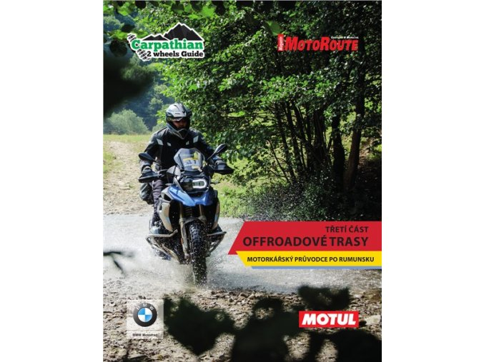 3078 rumunsko motopruvodce 3