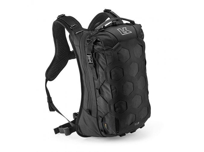 4595 batoh na moto kriega krut18 b backpack trail 18 black