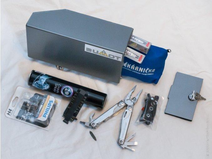 Africa Twin Bumot Tool Box 7529