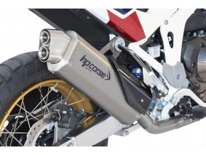 0019037 terminale 4 track r dx a304 satinato honda africa twin 1100 euro 4
